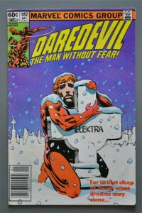 Daredevil  #182  F/Better (1964 Series)