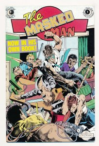 Masked Man (1984) #1 NM