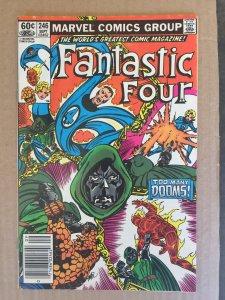 Fantastic Four #246