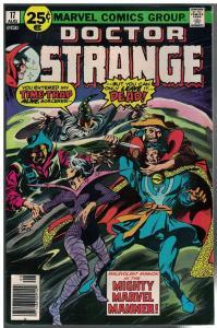 DOCTOR STRANGE 17 FN+ Aug. 1976