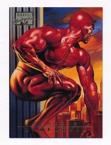 1996 Marvel Masterpieces #96 Daredevil