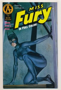 Miss Fury (1991 Adventure) #1 NM-