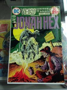 Weird Western Tales 25 FN/VF Bronze age DC (Dec. 1974)