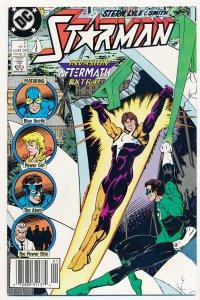 Starman (1988 1st Series) #6 NM