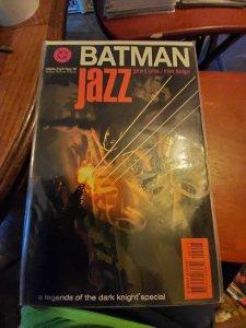 Batman: Legends of the Dark Knight: Jazz #2 (1995)