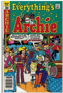 EVERYTHINGS ARCHIE (1969-1991) 68 VF Aug. 1978