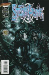 Steampunk #7 VF; WildStorm   save on shipping - details inside