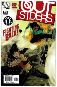 Outsiders #35 (DC, 2006) VF-