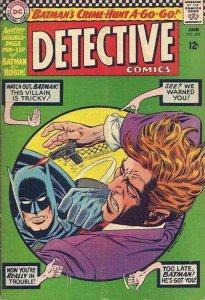 Detective Comics (1937 series) #352, VG- (Stock photo)