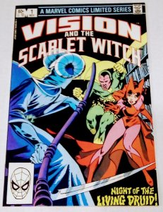Vision and the Scarlet Witch #1 (8.5-9.0) ID#MBX2