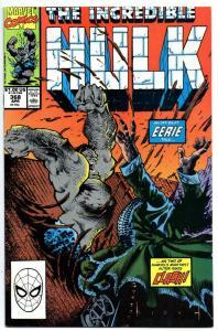 Incredible HULK #368, VF/NM, Grey, Bruce Banner, 1968 1990, Marvel, Sam Kieth