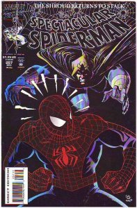 Spider-Man, Peter Parker Spectacular #207 (Dec-93) NM+ Super-High-Grade Spide...