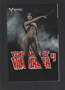 Vengeance Of Vampirella #1Cover E
