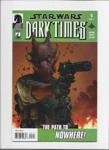 Starr Wars Dark Times #5 FW321