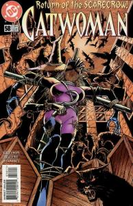 Catwoman (2nd series) #58 VF/NM; DC | save on shipping - details inside