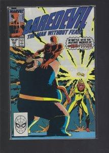 Daredevil #269 (1989)