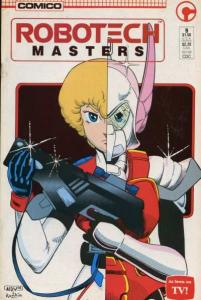 Robotech Masters #9, NM- (Stock photo)