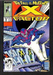 X-Factor (1986) #24 VF 8.0 1st Archangel!