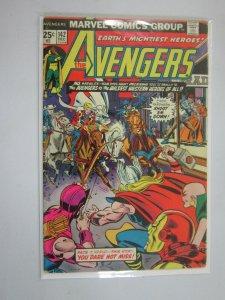 Avengers #142 3.0 GD VG (1975 1st Series)