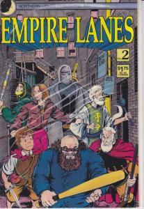 Empire Lanes (Northern Lights) #2 FN; Northern Lights | save on shipping - detai