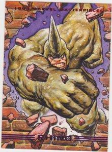 1993 Marvel Masterpieces #48 Rhino