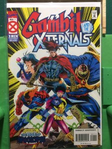 Gambit and the Xternals #1 AoA