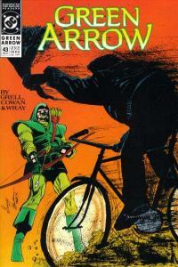 Green Arrow (1988 series) #43, NM- (Stock photo)