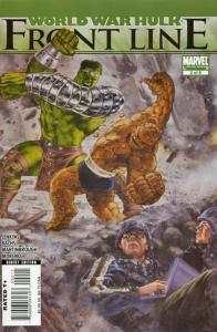 World War Hulk: Front Line #2, VF+ (Stock photo)