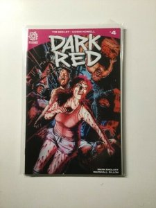 Dark Red #4 (2019) HPA