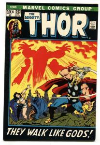 Thor #203 2nd appearance Ego-Prime  John Buscema- Bronze Age  VF/NM