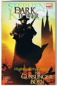 DARK TOWER GUNSLINGER BORN #1, NM+, Stephen King, 2007, more SK in store