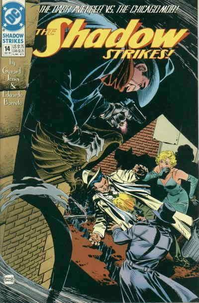 Shadow Strikes!, The #14 VF/NM; DC | save on shipping - details inside