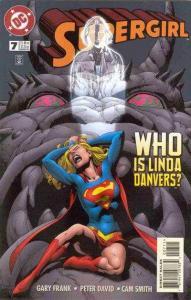 Supergirl (1996 series) #7, NM (Stock photo)