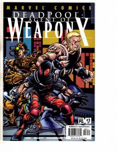 Deadpool # 58 (2) NM Marvel Comic Book Cable X-Force X-Men Domino Wolverine J240