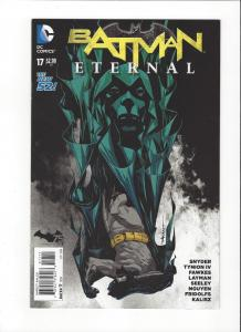 Batman Eternal  #17 DC Comics Jistice League New 52 NM/M