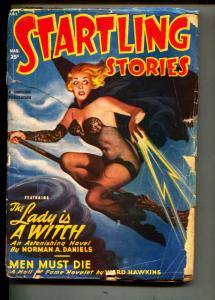 Startling Stories-Pulp-3/1950-Norman A. Daniels-Malcolm Jameson