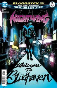 Nightwing (4th Series) #10 VF/NM; DC | save on shipping - details inside
