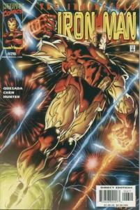 Iron Man (1998 series) #26, NM (Stock photo)