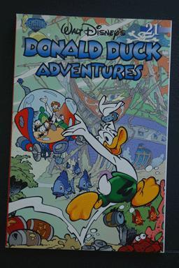 Donald Duck Adventures #21 Take Along Comic Nov 2006