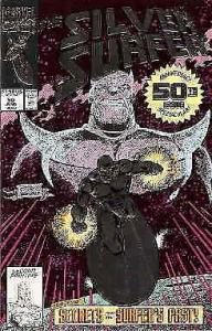 Silver Surfer, The (Vol. 3) #50 (2nd) VF/NM; Marvel | save on shipping - details