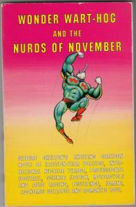 Wonder Wart-Hog And The Nurds Of November #1 (Jan-80) VF High-Grade Wonder Wa...