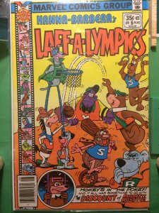 Hanna-Barbara's Laff-A-Lympics #6