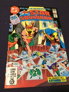 All-Star Squadron #1 (1981) VF/NM First Issue of Series DC Comics