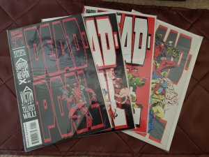 DEADPOOL: The Circle Chase #1-4 NM