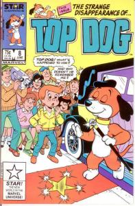 TOP DOG 8 VF-NM June 1986