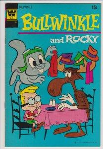 Bullwinkle #4 (1972) VF Whitman