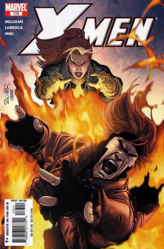 X-Men (2nd Series) #173 FN; Marvel | save on shipping - details inside