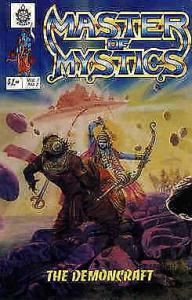 Master of Mystics: The Demoncraft #2 VF/NM; Chakra   save on shipping - details
