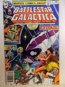 Battlestar Galactica #2 (1979)