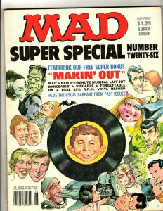 Lot Of 6 Mad Magazines Super Special # 26 25 Spring 1980 Spring 1981 12 18 HJ7